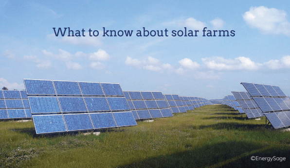 Solar farms: what are they and how much do they cost? | energysage.