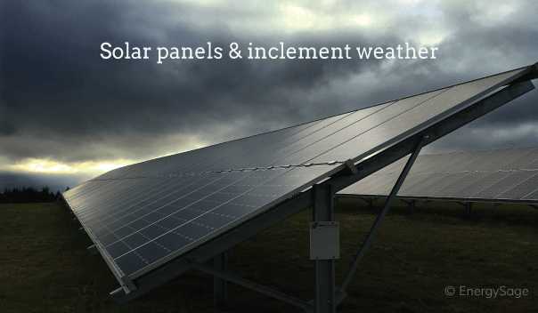 Can Solar Panels Withstand Hail And Hurricanes Energysage