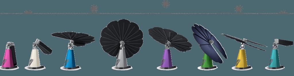 2018 smartflower solar panel review energysage. Black Bedroom Furniture Sets. Home Design Ideas