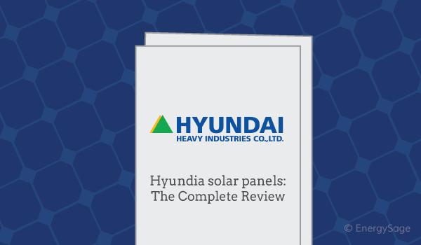 hyundai solar panel review