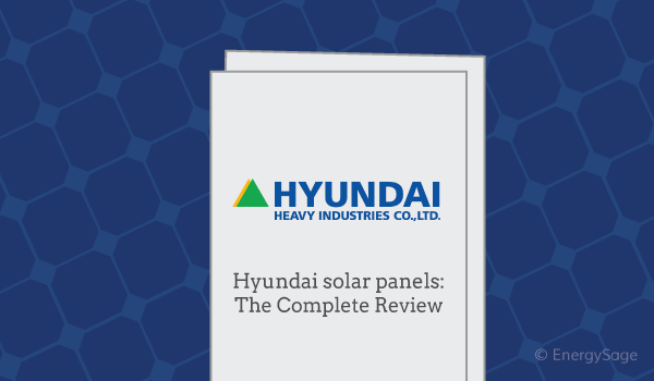 hyundai solar panel review