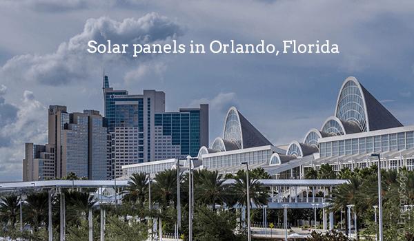 solar panel cost orlando