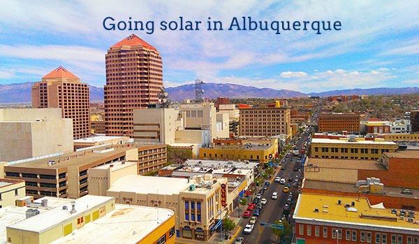 solar panel cost albuquerque