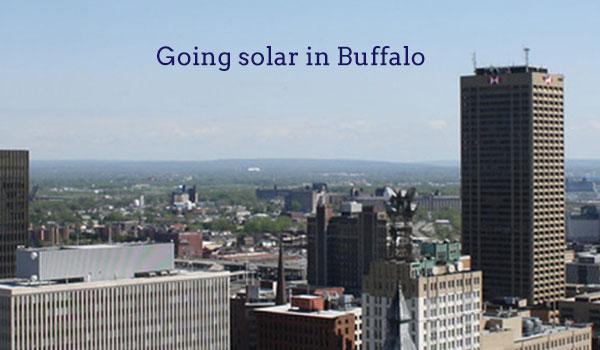 solar panel cost buffalo