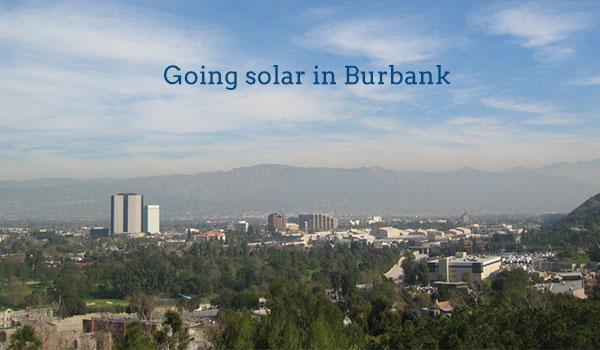 solar panel cost burbank ca