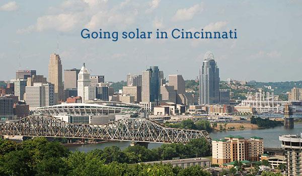 solar panel cost cincinnati