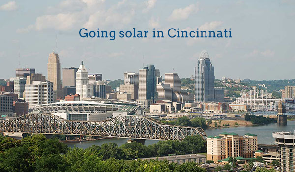 2018 Cost Of Solar Panels In Cincinnati Ohio Energysage