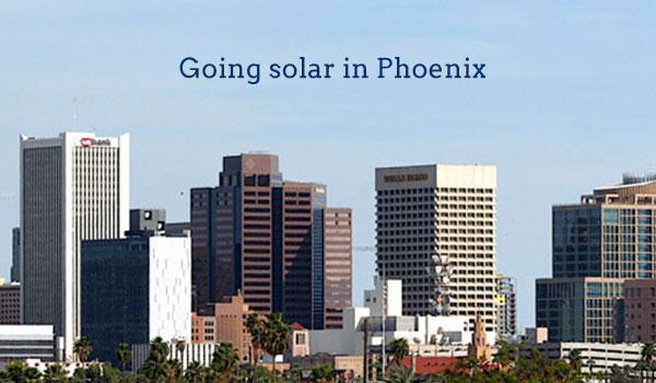 solar panel cost phoenix