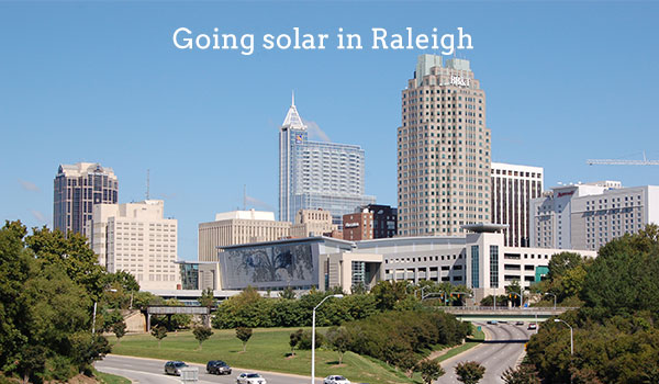 solar panel cost raleigh nc