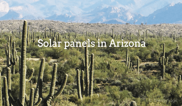 cost of solar in arizona