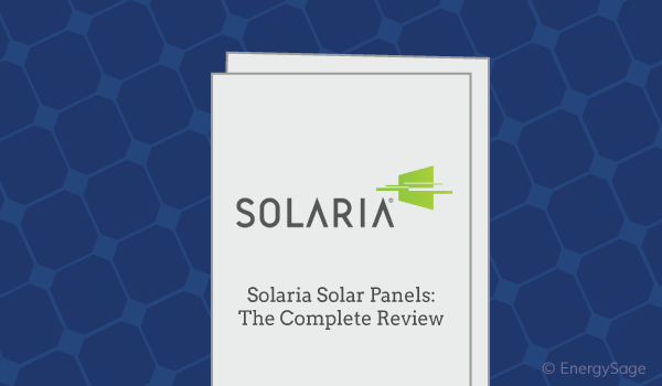 solaria solar panel review