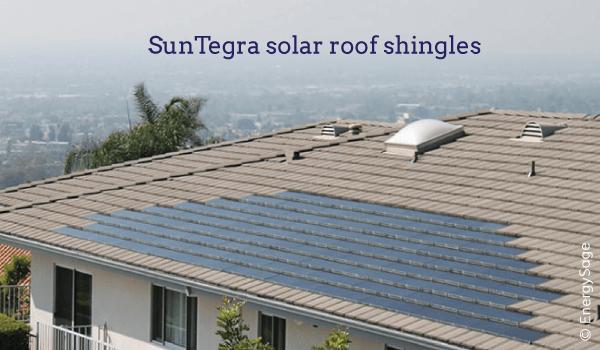 suntegra solar shingles