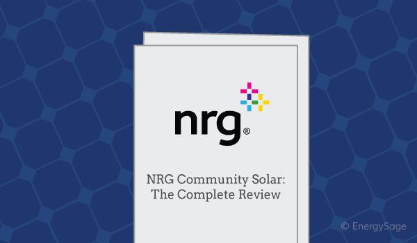 NRG community solar review