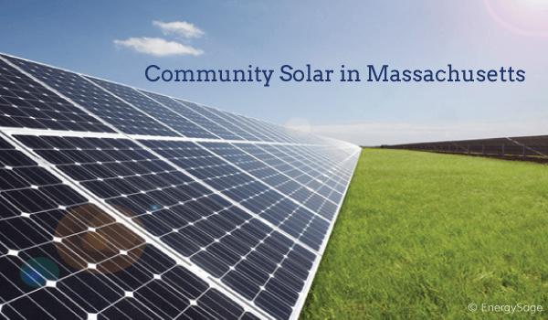 community solar in massachusetts