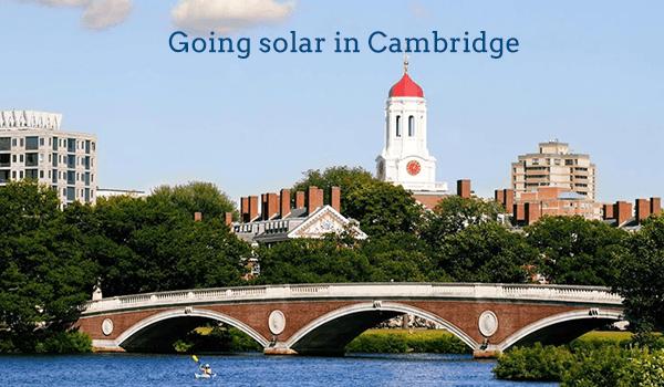 solar panels cambridge