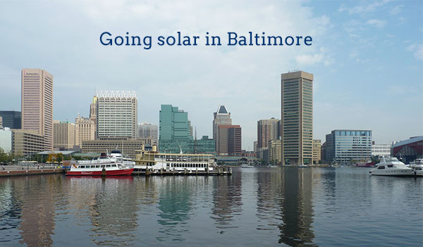 solar panels baltimore