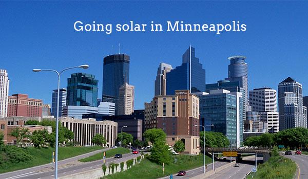 solar panels minneaapolis