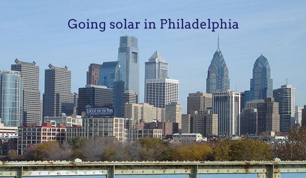 solar panels philadelphia