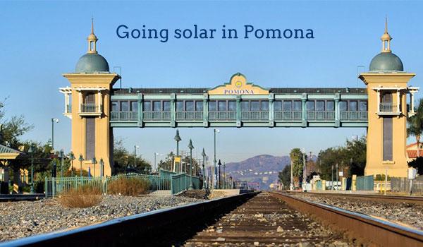 solar panels pomona