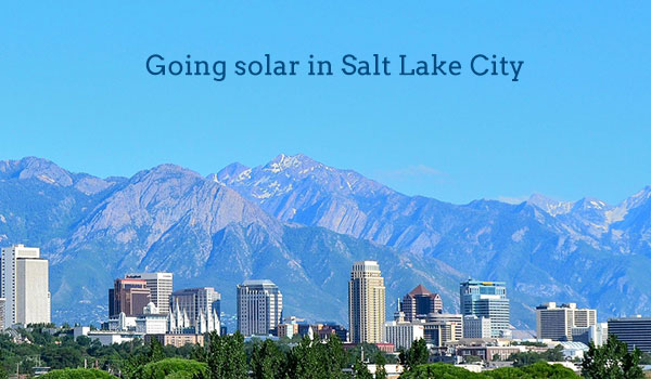 solar panels salt lake city