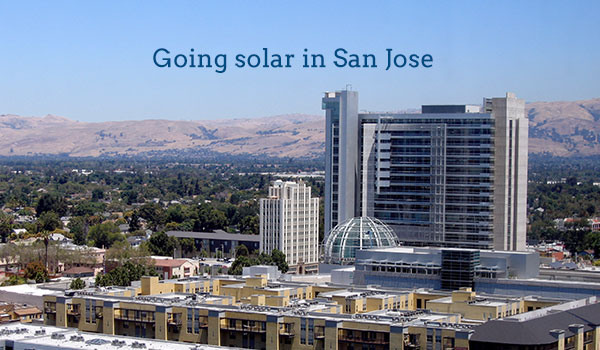 solar panels san jose