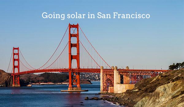 solar panels san francisco