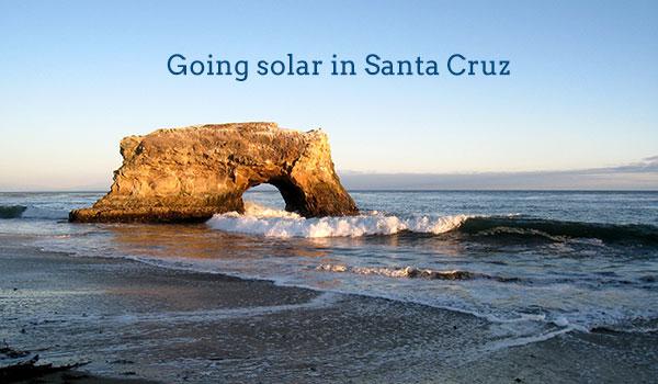 solar panels santa cruz