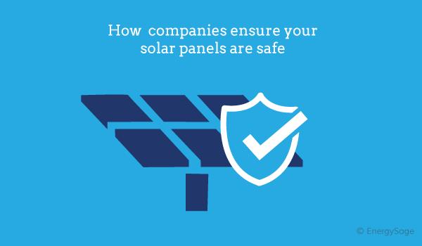 solar panel safety