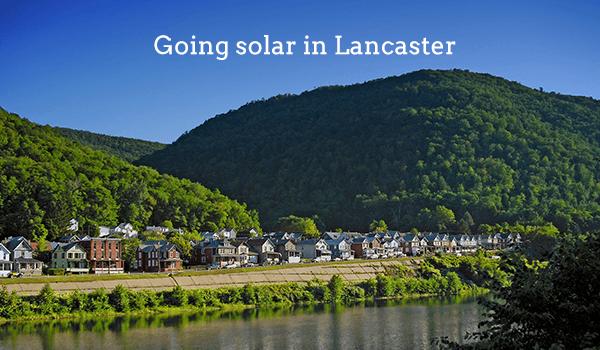 solar panels lancaster