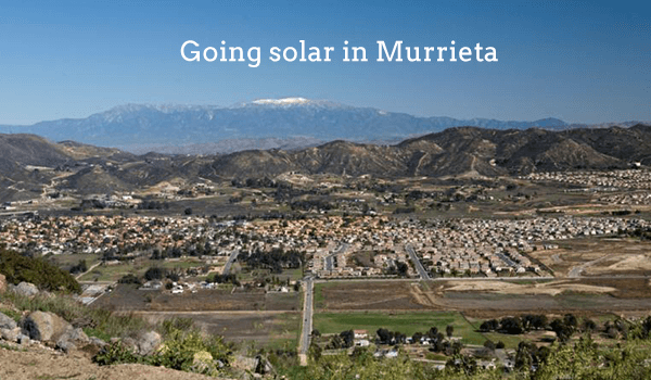 solar panels murrieta