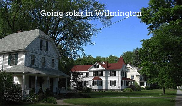 solar panels wilmington