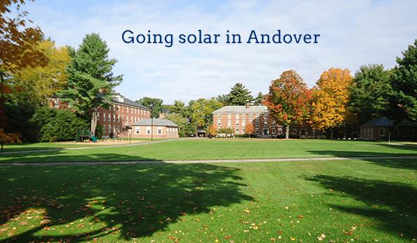 solar panels andover