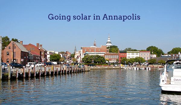 solar panels annapolis