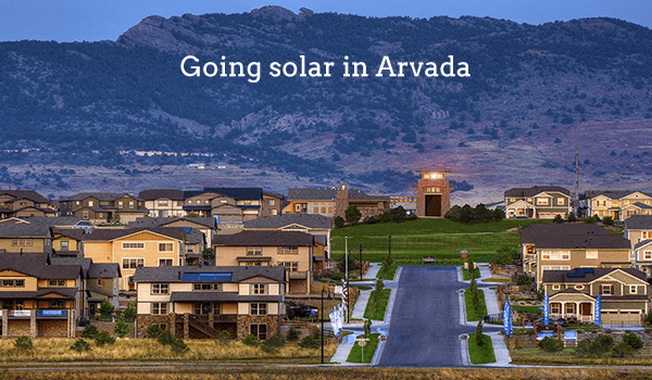 solar panels arvada