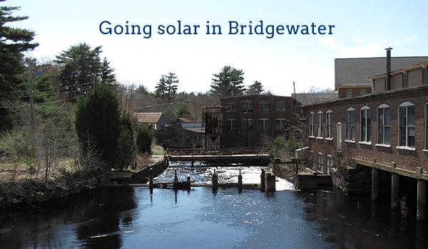 solar panels bridgewater