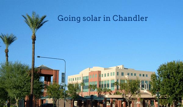 solar panels chandler