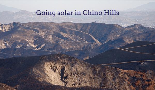 solar panels chino hills