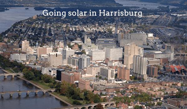 solar panels harrisburg
