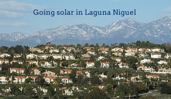 solar panels laguna niguel