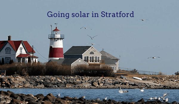 solar panels stratford