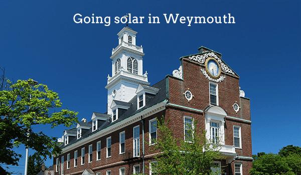 solar panels weymouth