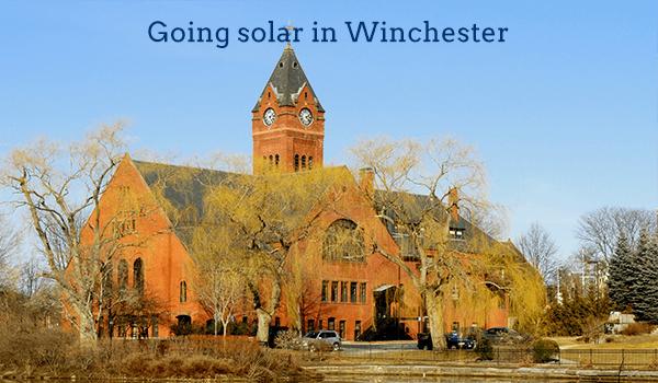 solar panels winchester