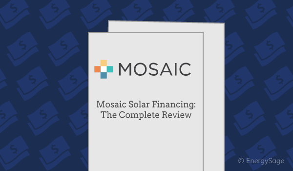 mosaic solar loans review