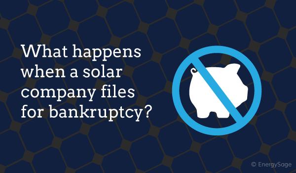 solar company bankruptcy