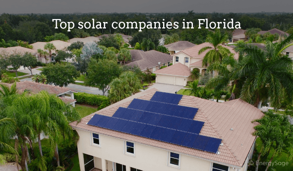 Top solar companies in Florida 2017