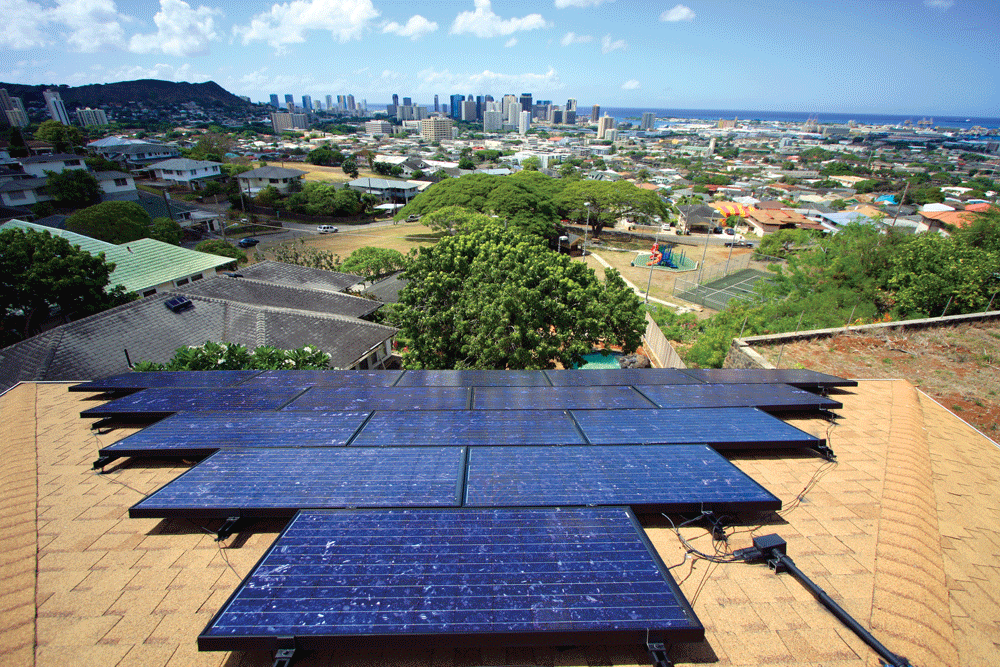 hawaii solar panel news