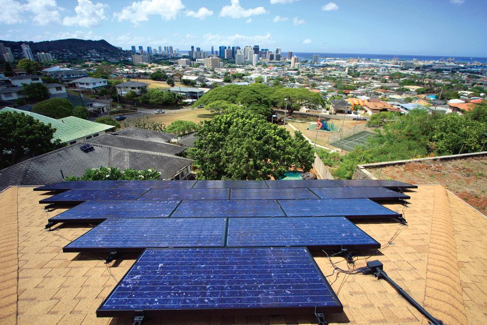 hawaii solar panel news