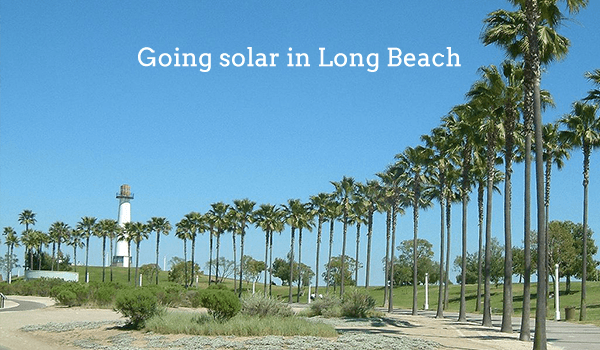 solar panels long beach