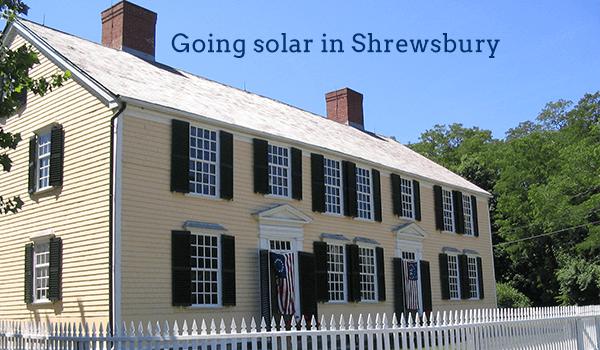 solar panels shrewsbury