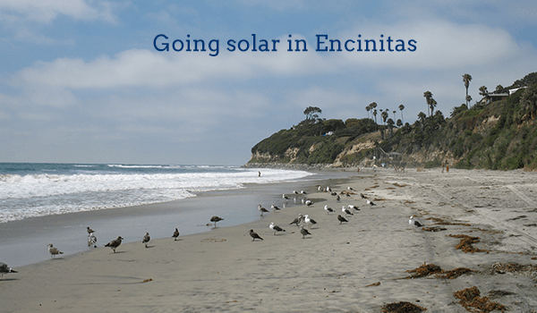solar panels encinitas